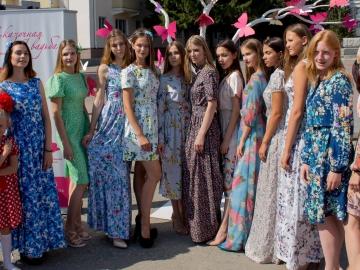 Показ летней цветочной коллекции Olga Grinyuk!