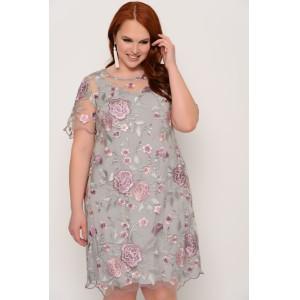 0009-1 Платье DORA