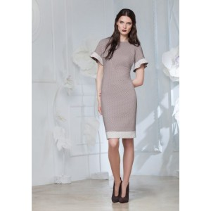 302D3 Платье PORFIRA