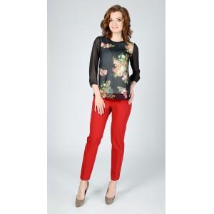 1064 Блуза Open Fashion