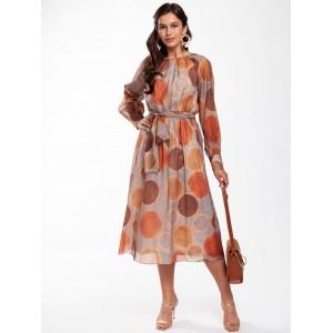 8764.1.32D Платье FEMME
