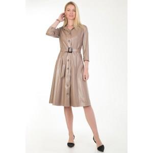 804-9771 Платье ГОЛУБ