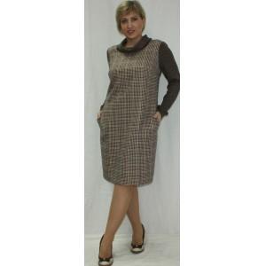 586-4 Платье BRAVO