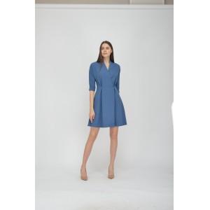4306-гол Платье VISERDI