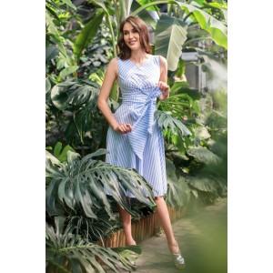 577 Голубая Лагуна Платье A.Kovall