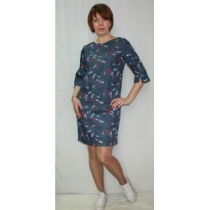 691-3 Платье BRAVO