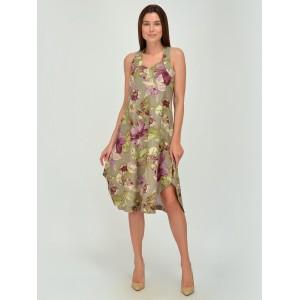 10017-олв Платье VISERDI