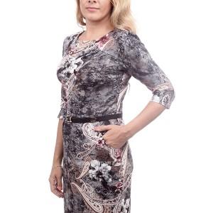 Платье Пейсли EGMARA