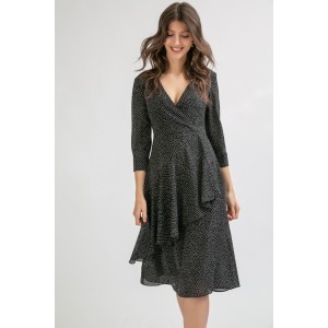 868 loredana Платье Emka Fashion
