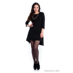 335-3273-1607 Платье ГОЛУБ