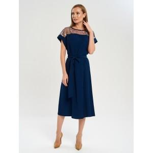 822-П ЭЛ1 Платье Акимбо