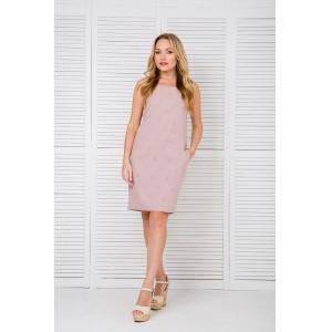 826-П 4ЛМД Платье Акимбо