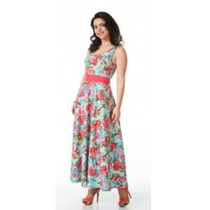 0659  Платье Болеко