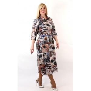 345-3 Платье BRAVO