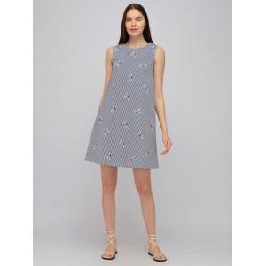 10004-сст Платье VISERDI