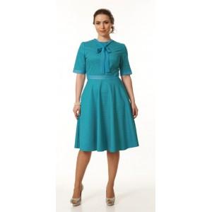 0734  платье Болеко