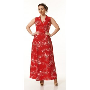 0684  Платье Болеко