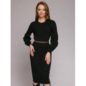 0112001-01775BK Платье 1001dress