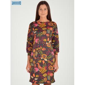 1280-цвт Платье VISERDI